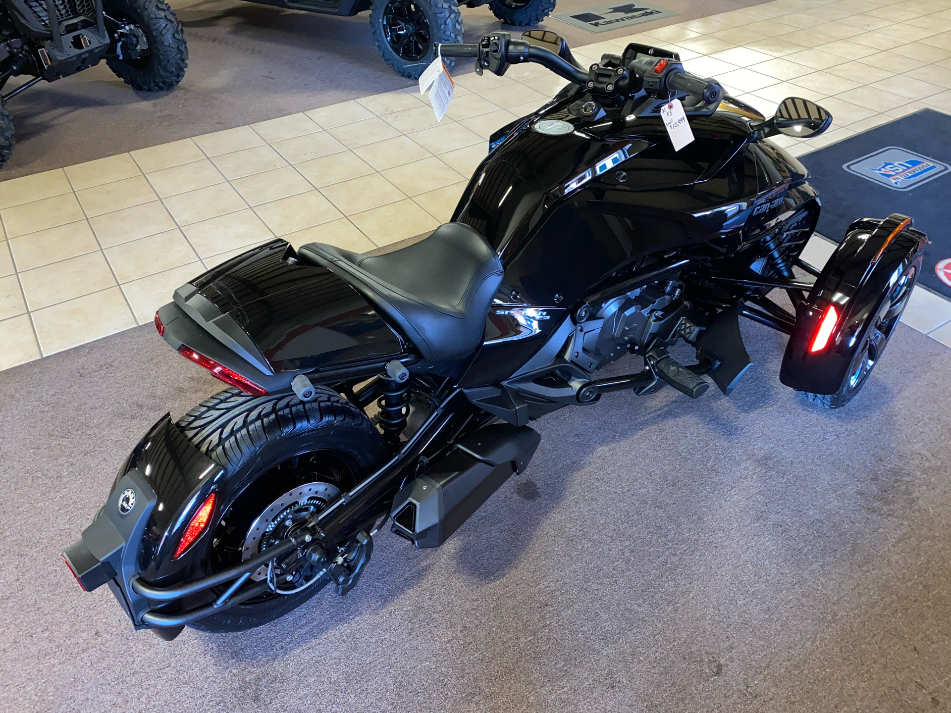 2021 Can-Am Spyder F3 in Danville, West Virginia - Photo 3