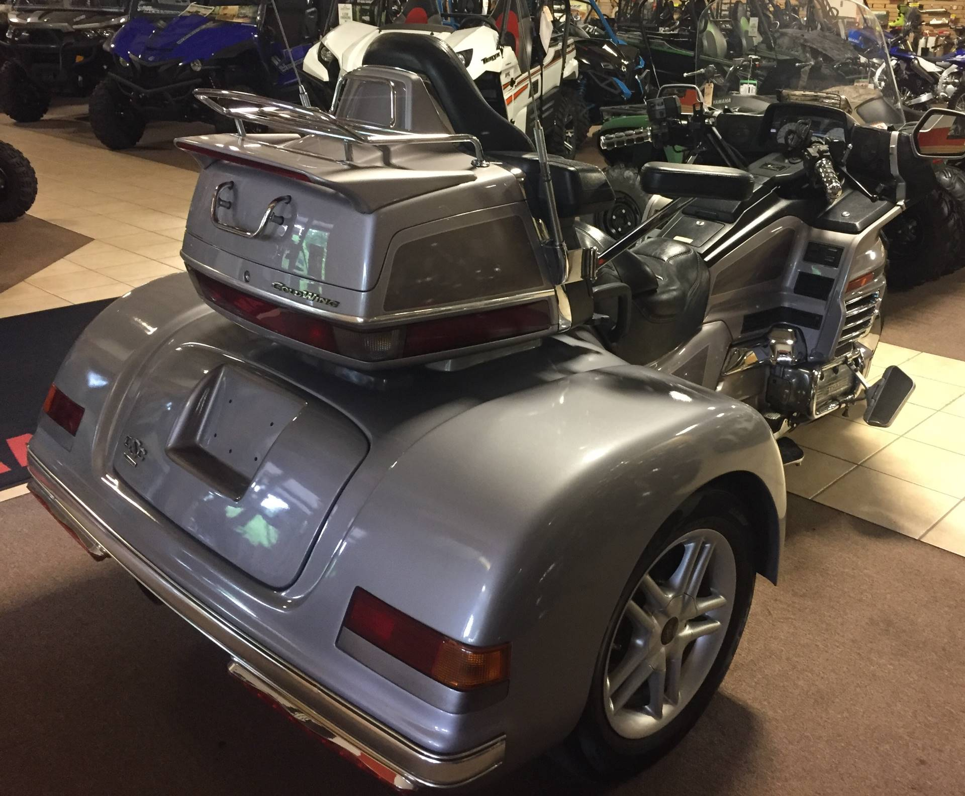 1998 Honda Gold Wing SE in Danville, West Virginia