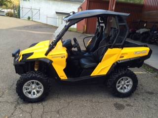 2014 Can-Am Commander XT 800R for sale 113197
