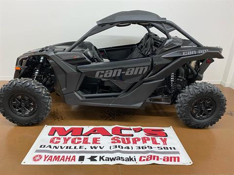 2021 Can-Am Maverick X3 X DS Turbo RR in Danville, West Virginia - Photo 1