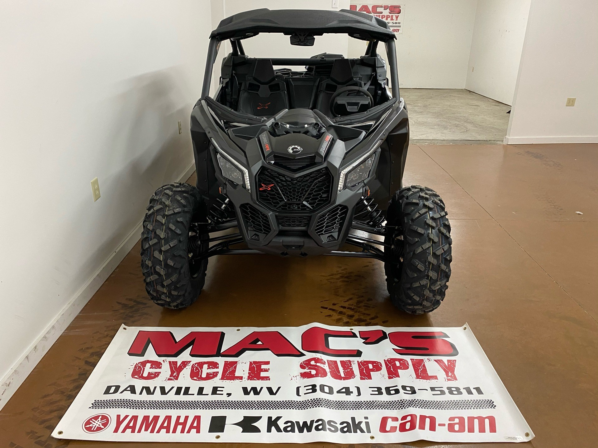 2021 Can-Am Maverick X3 X DS Turbo RR in Danville, West Virginia - Photo 2