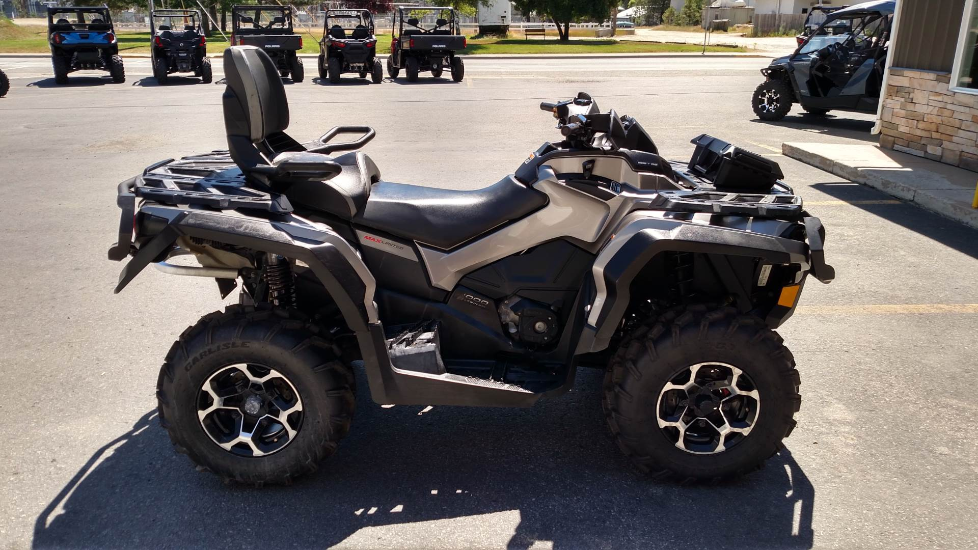 2014 Can-Am™ Outlander MAX Limited 1000 1
