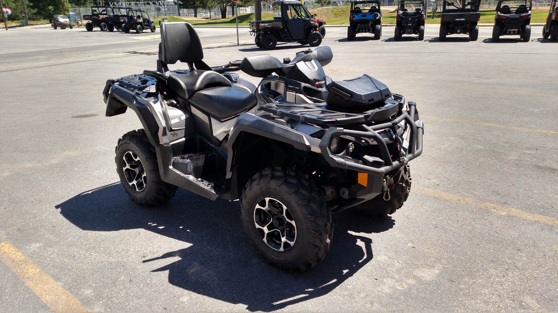 2014 Can-Am™ Outlander MAX Limited 1000 2