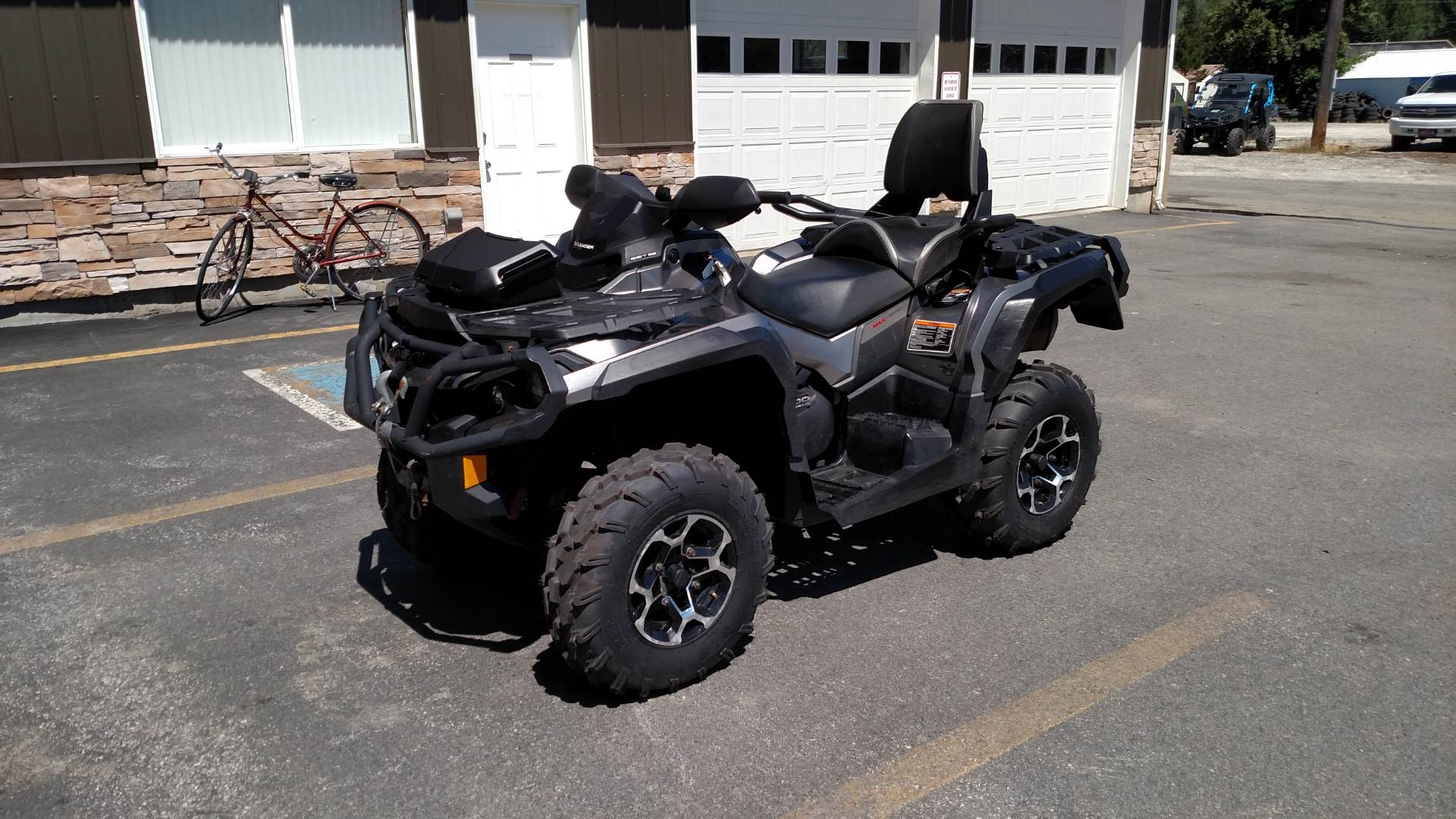 2014 Can-Am™ Outlander MAX Limited 1000 4