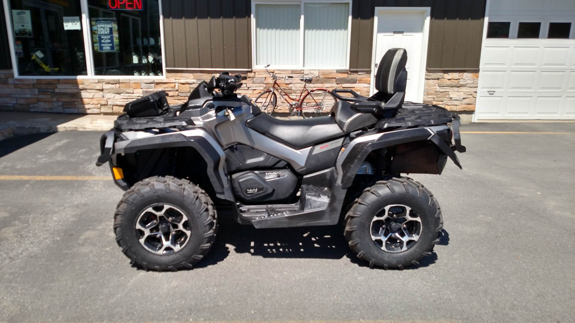 2014 Can-Am™ Outlander MAX Limited 1000 5