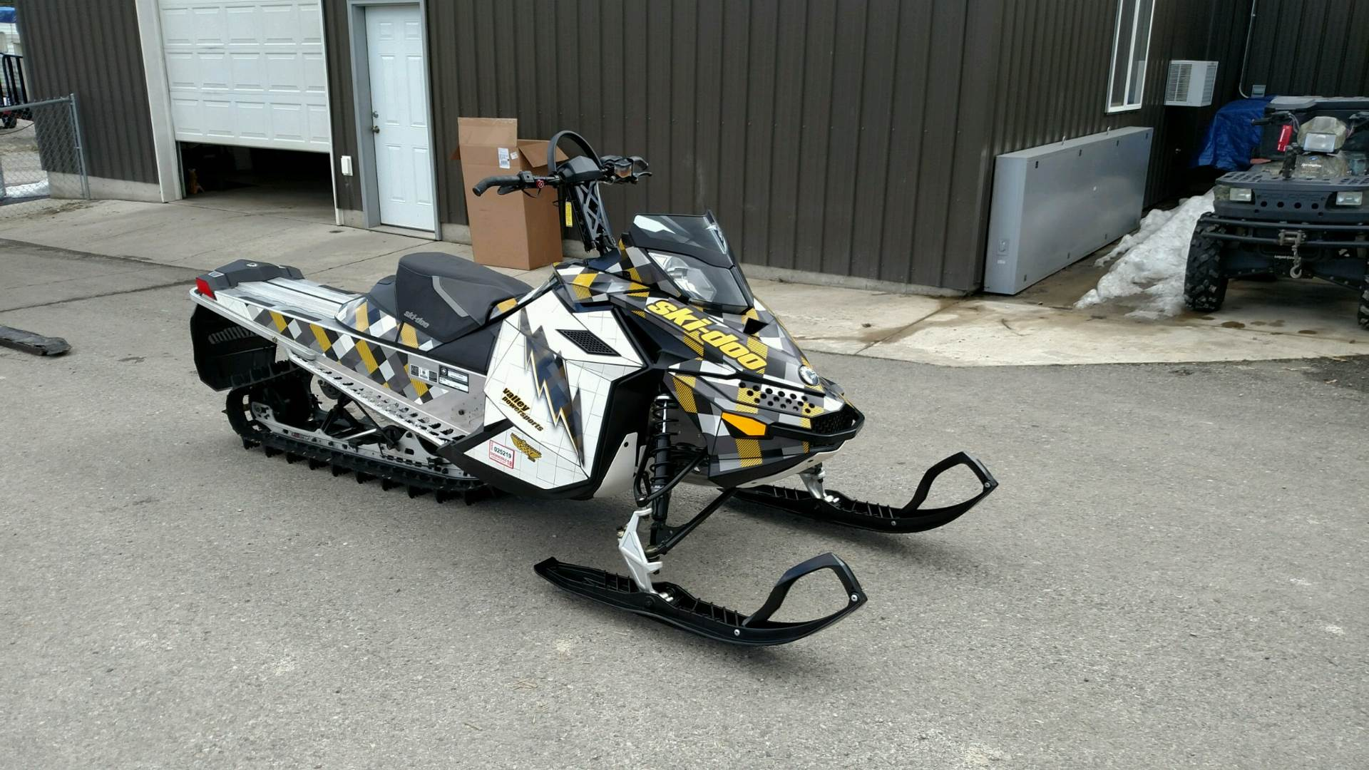 2014 Ski-Doo Summit Sport PowerT.E.K. 800R 4