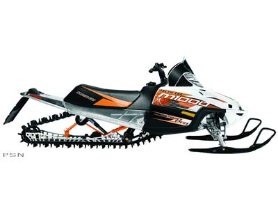 2009 Arctic Cat M1000 162 Sno Pro in Billings, Montana