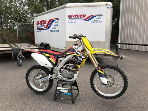 2013 Suzuki RM-Z250 in Billings, Montana