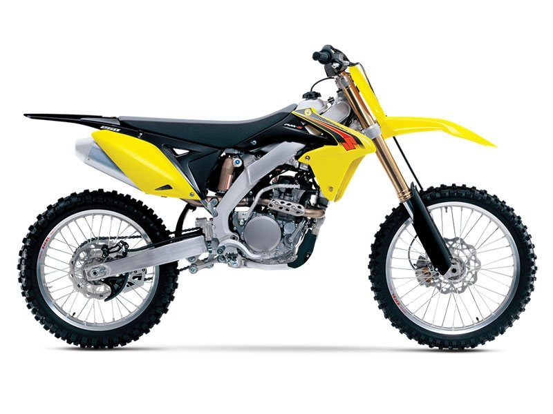 2015 Suzuki RM-Z250 in Billings, Montana