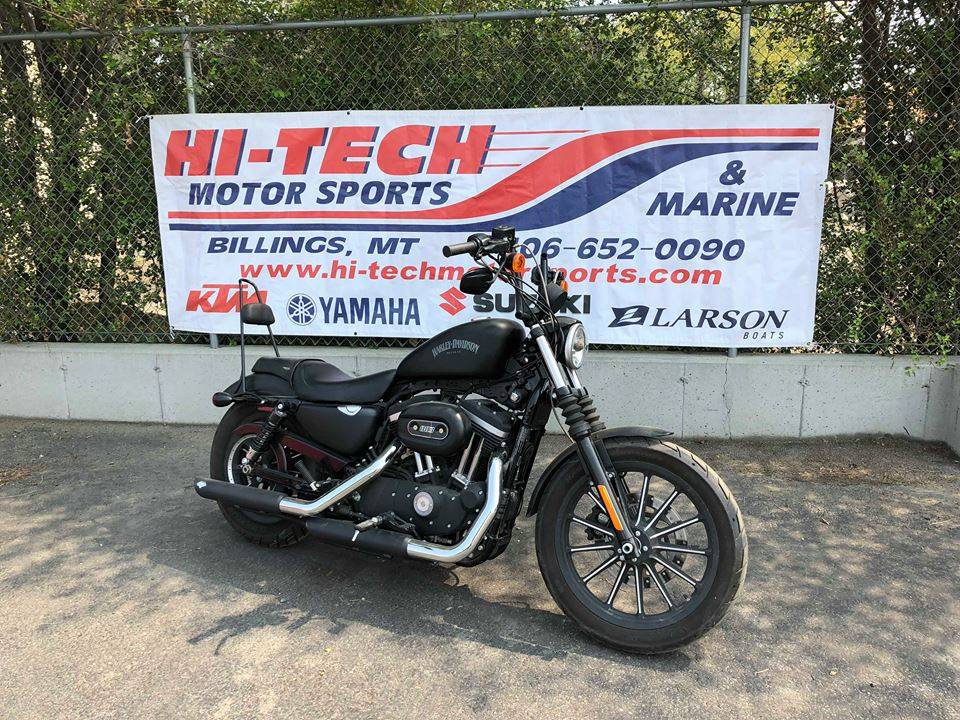 2014 Harley-Davidson Sportster® Iron 883™ in Billings, Montana