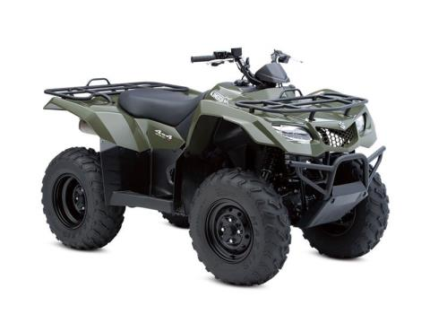 2015 Suzuki KingQuad 400FSi in Billings, Montana