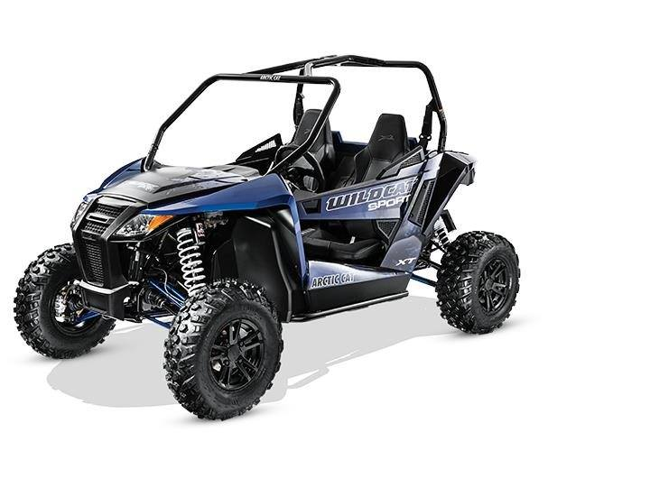 2015 Arctic Cat Wildcat™ Sport XT in Billings, Montana
