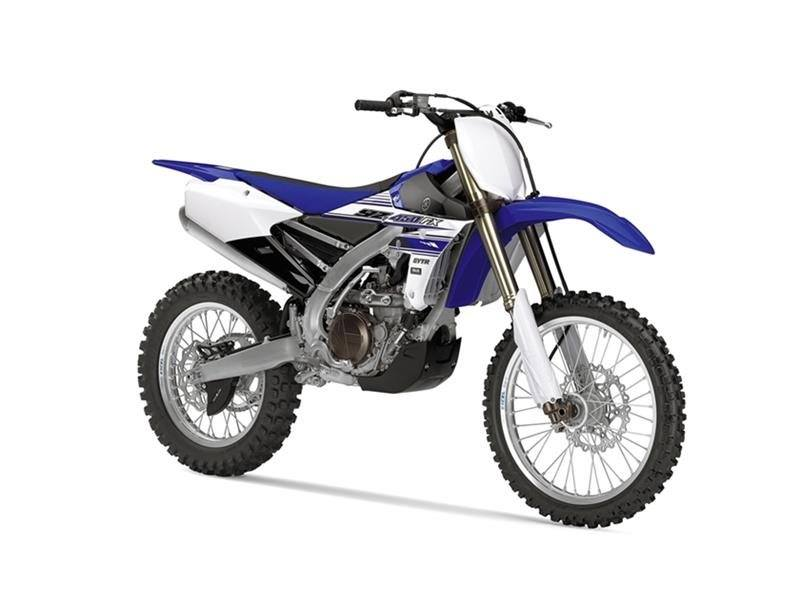 2016 Yamaha YZ450FX in Billings, Montana