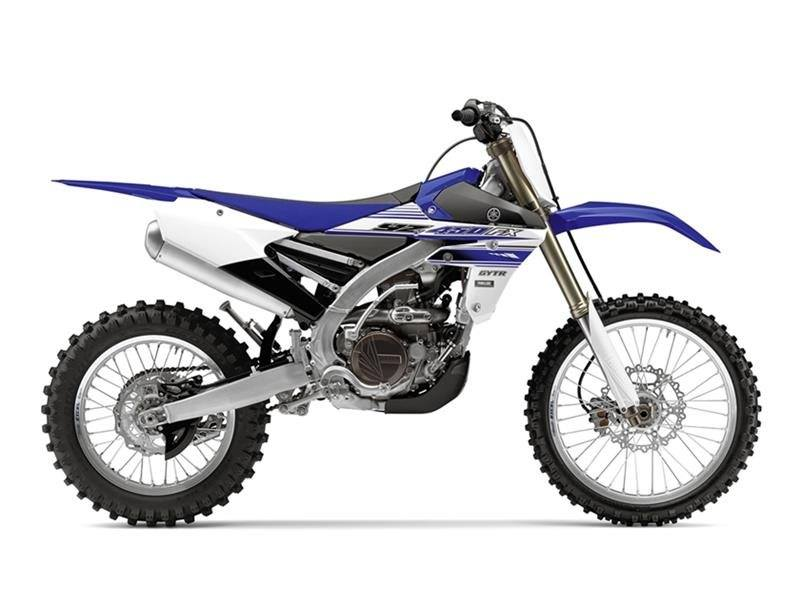 2016 Yamaha YZ450FX in Billings, Montana - Photo 2
