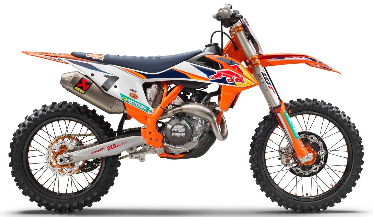 2020 KTM 450 SX-F FACTORY EDITION in Billings, Montana