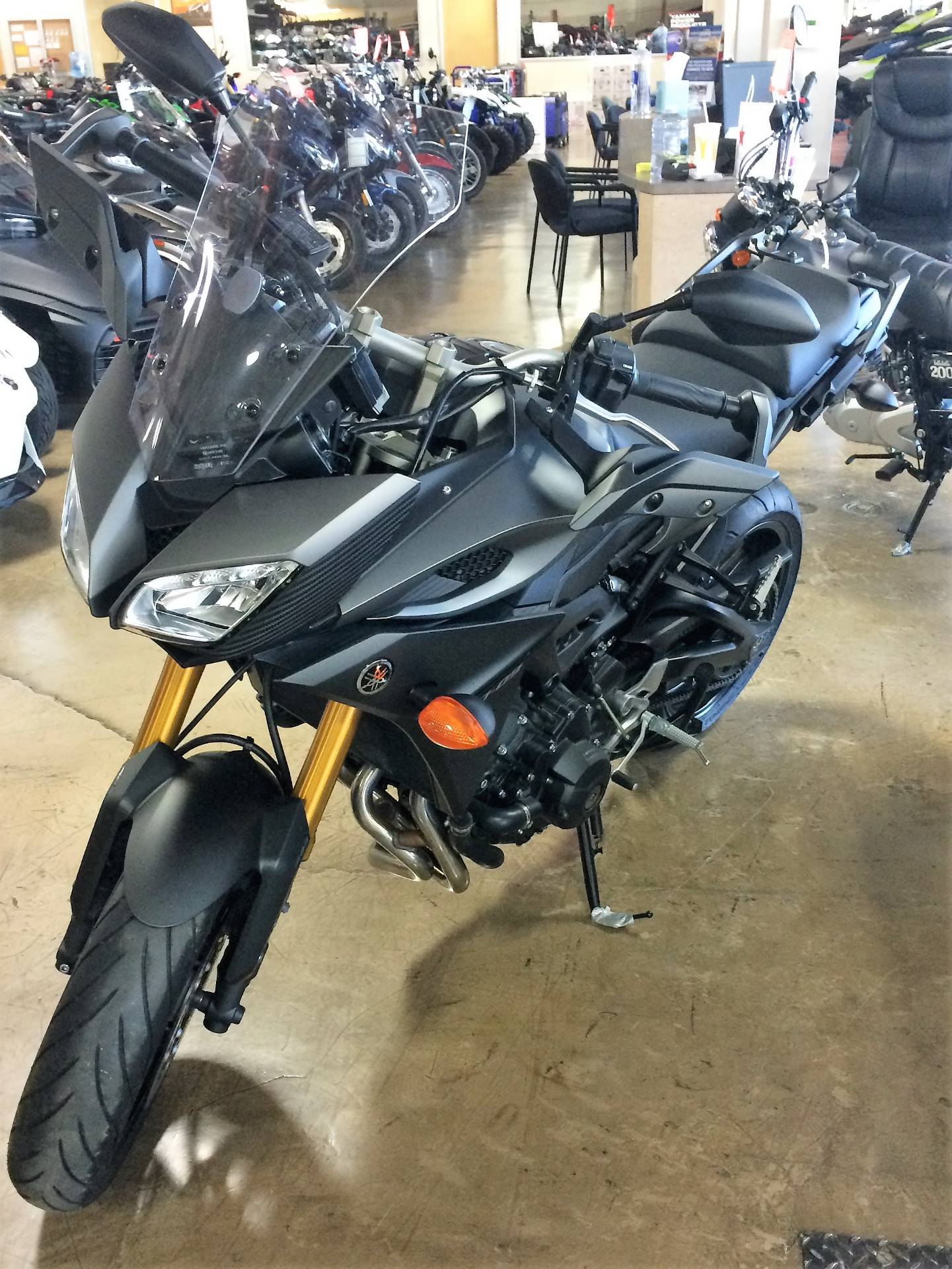 2015 Yamaha FJ-09 for sale 8627
