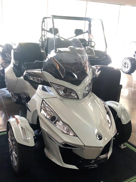 2017 Can-Am Spyder RT Limited in Hayward, California