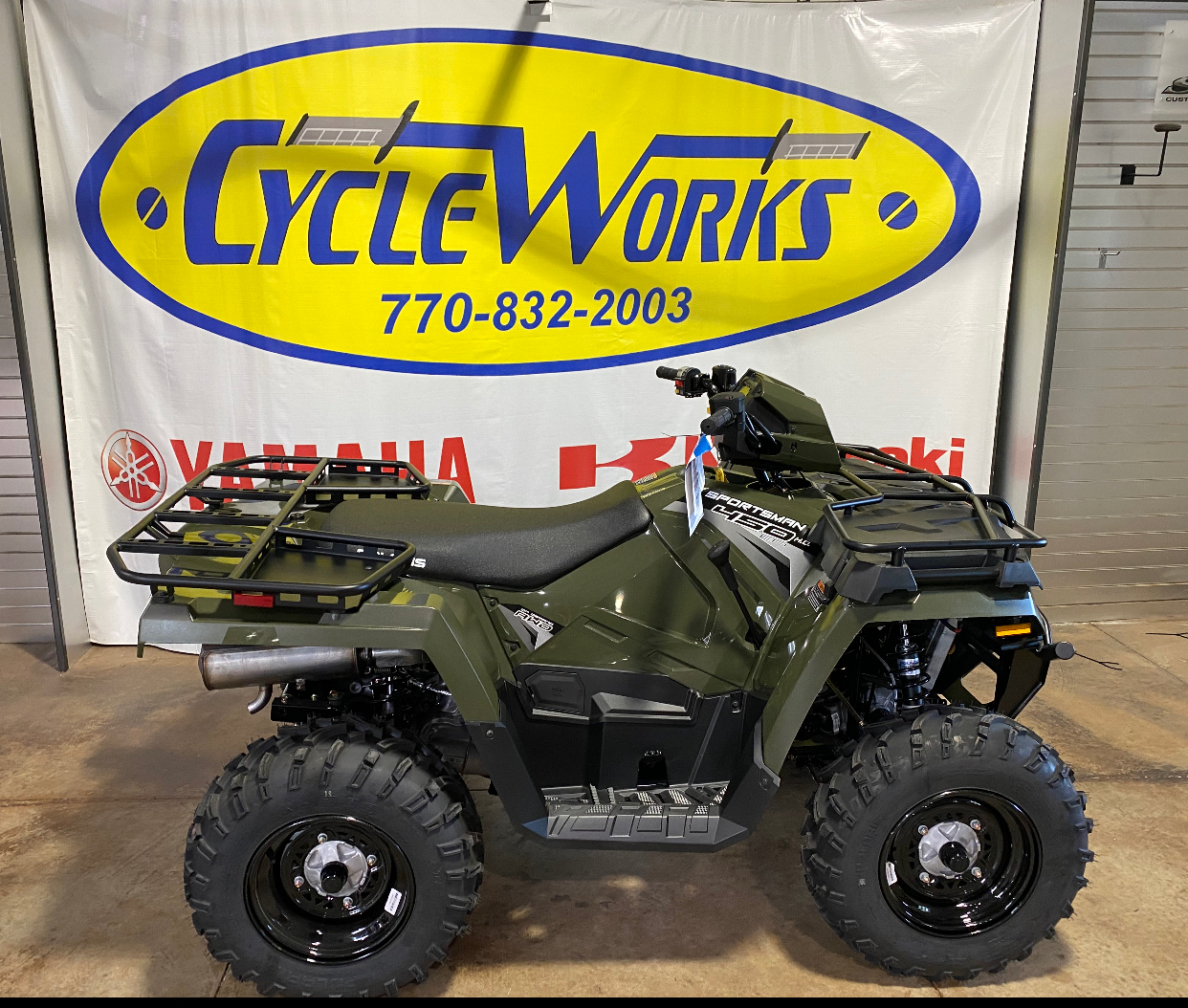 2021 Polaris Sportsman 570 in Roopville, Georgia - Photo 1