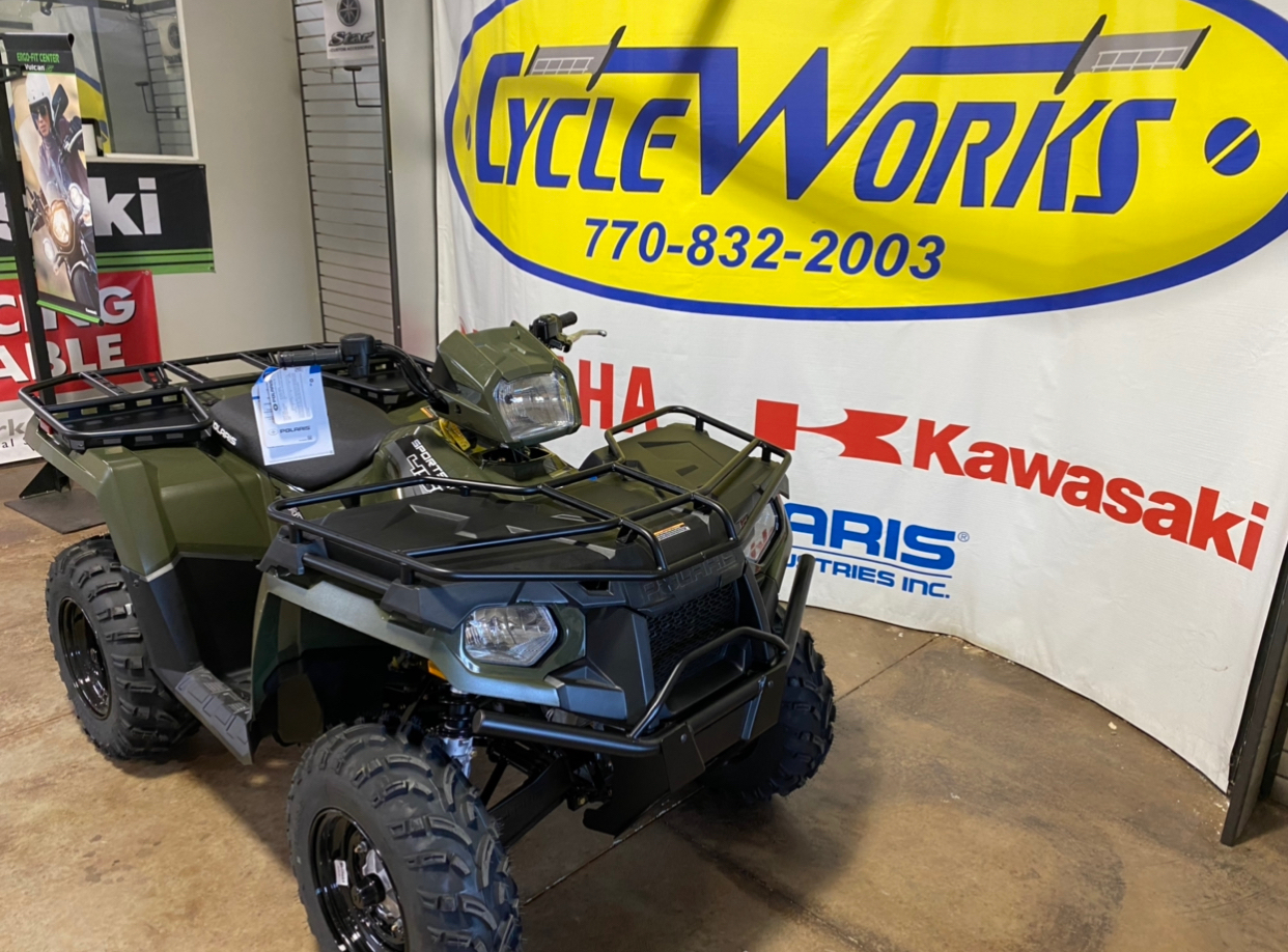 2021 Polaris Sportsman 570 in Roopville, Georgia - Photo 2