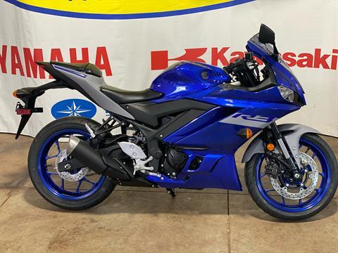 2021 Yamaha YZF-R3 ABS in Roopville, Georgia - Photo 2
