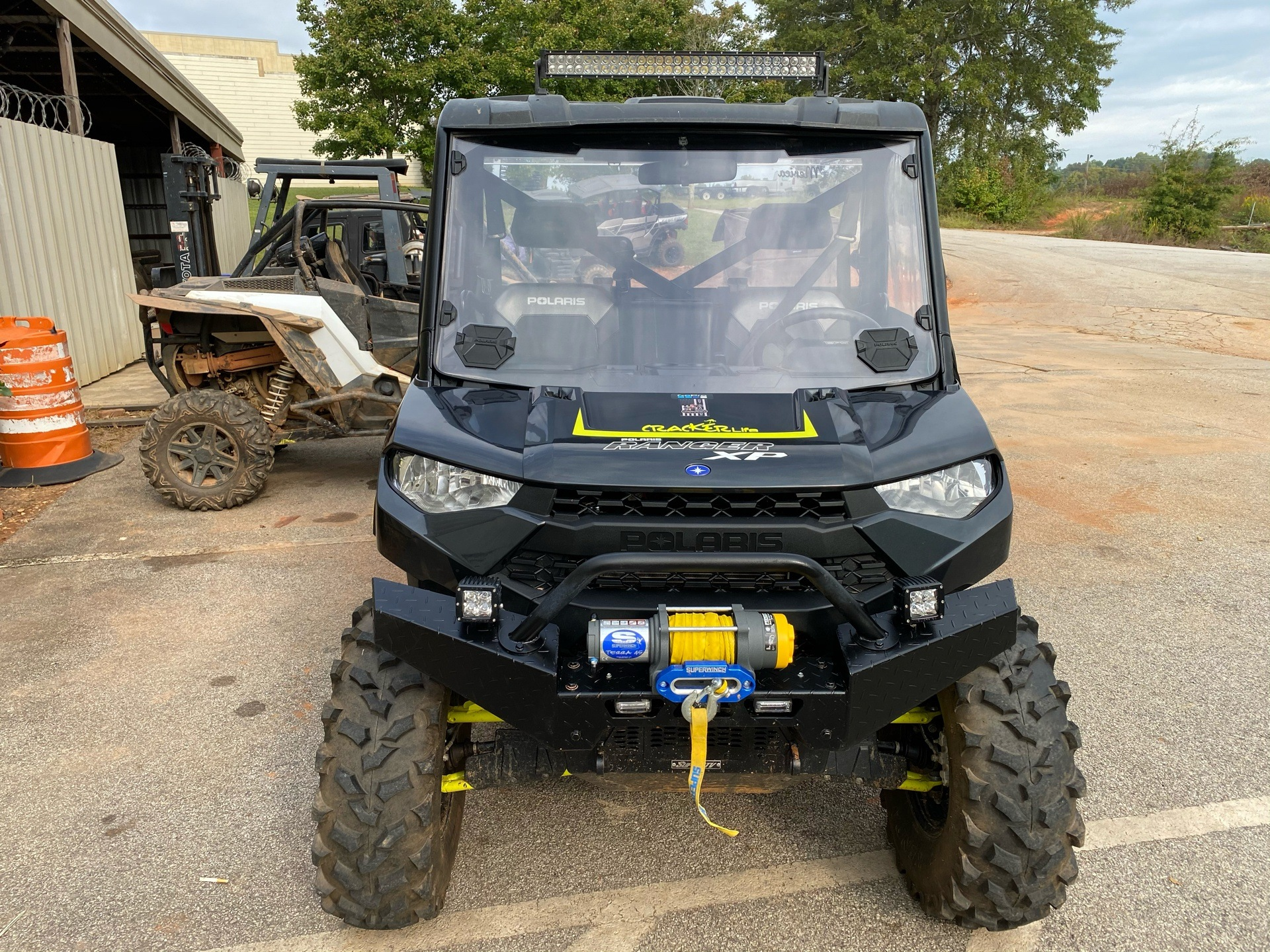 2019 Polaris Ranger XP 1000 EPS in Roopville, Georgia - Photo 4