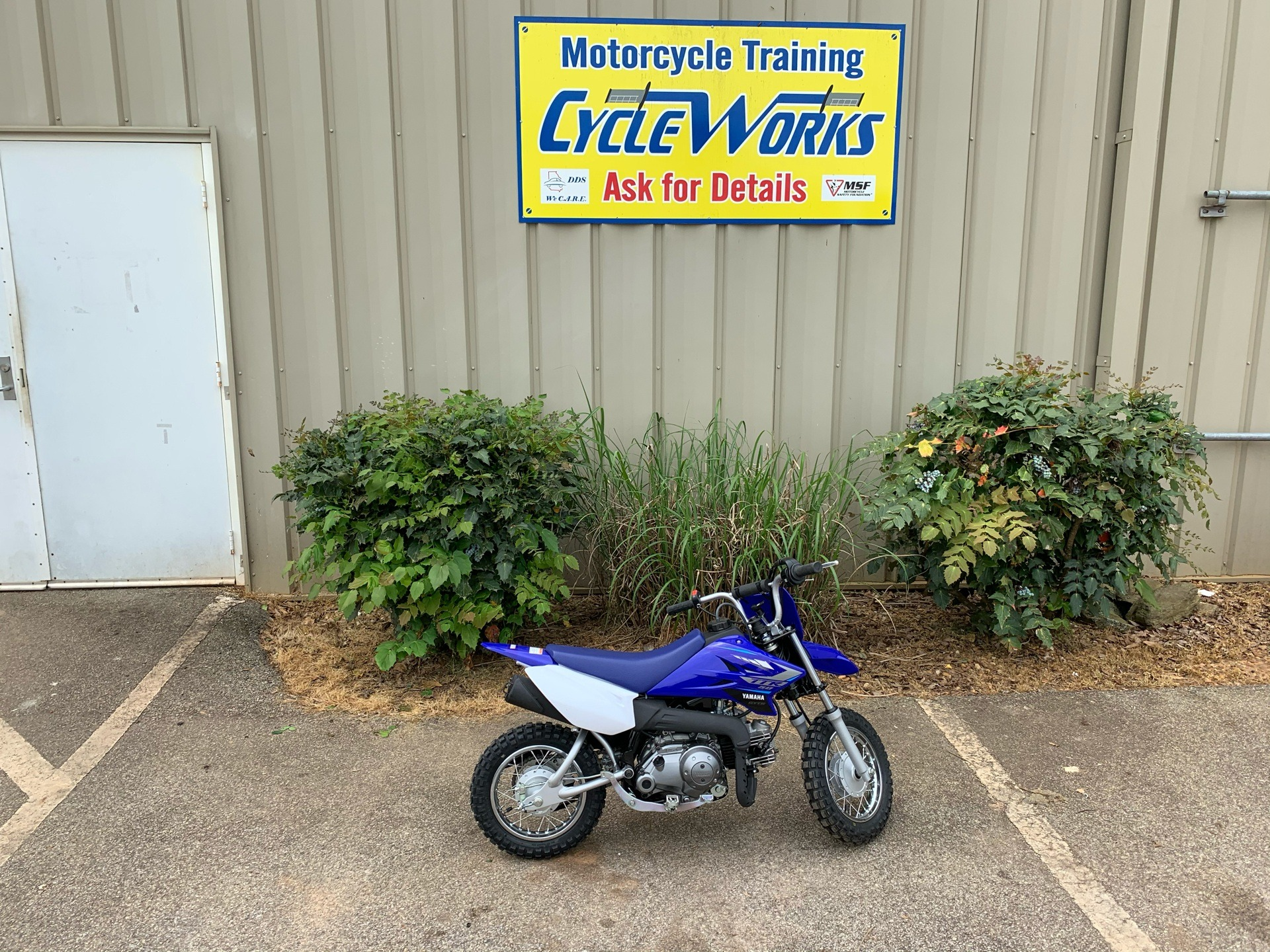 2020 Yamaha TT-R50E in Roopville, Georgia - Photo 1
