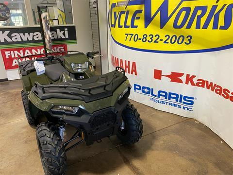 2021 Polaris Sportsman 450 H.O. EPS in Roopville, Georgia - Photo 2