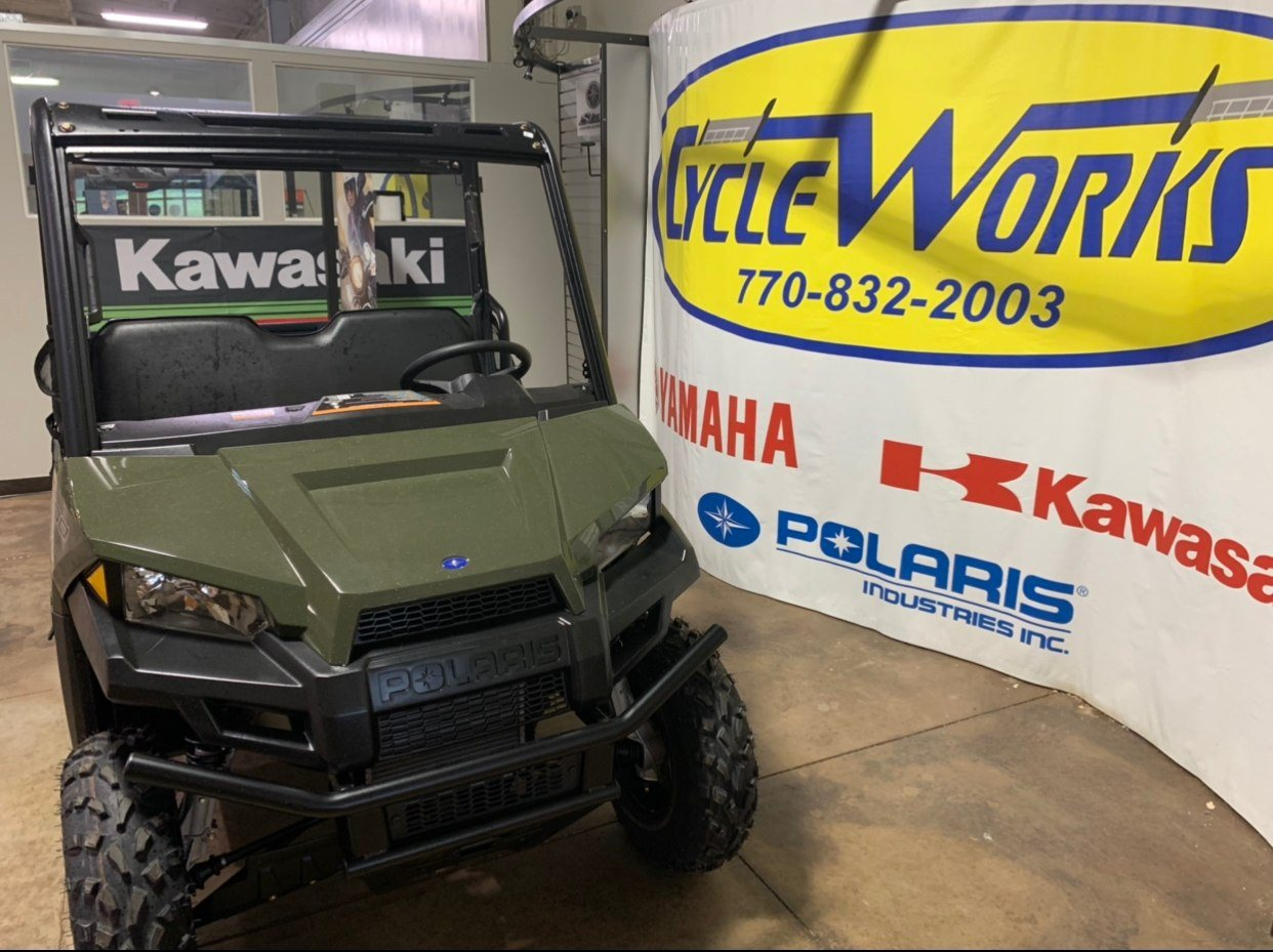 2021 Polaris Ranger 500 in Roopville, Georgia - Photo 2