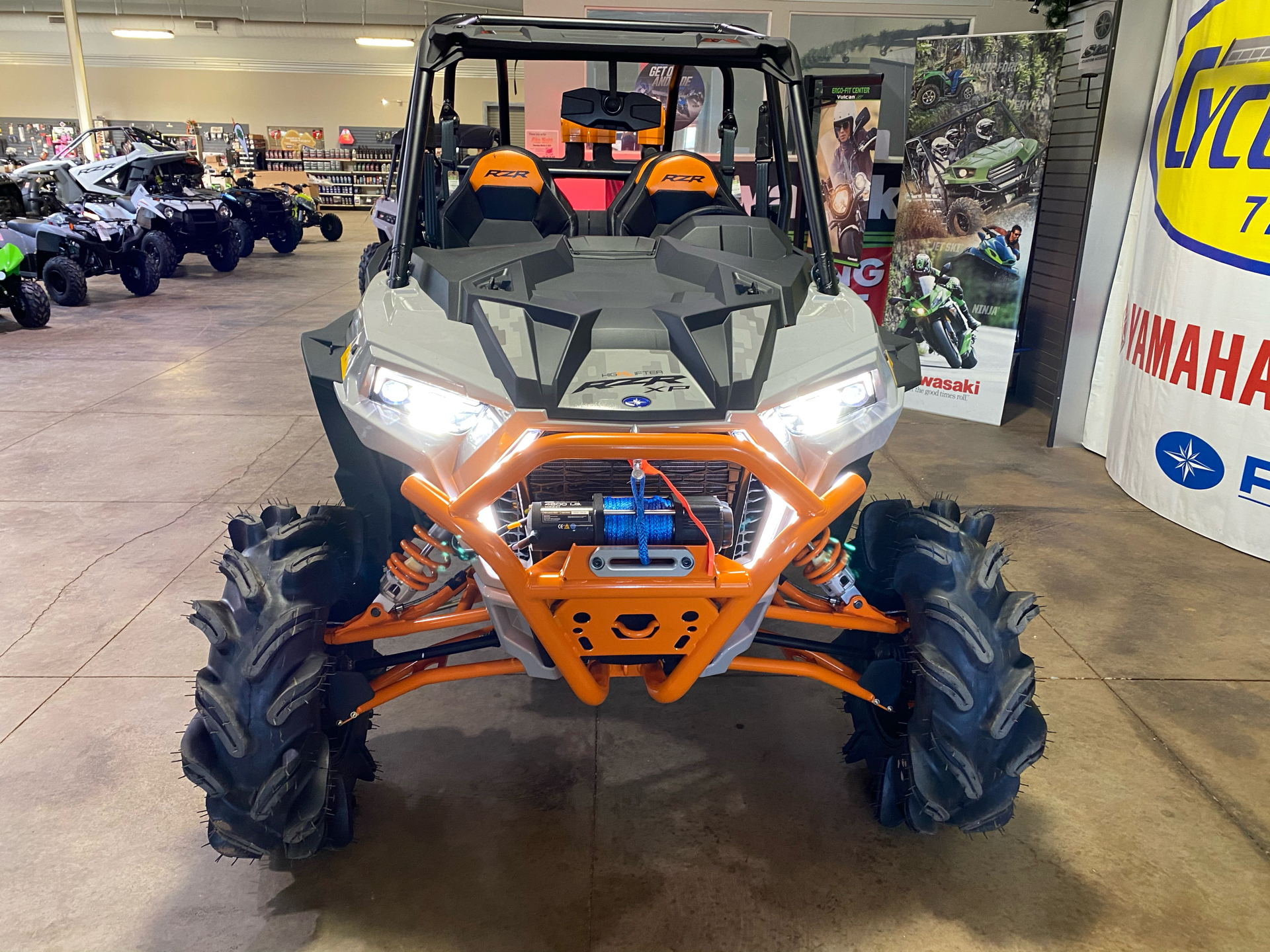 2021 Polaris RZR XP 4 1000 High Lifter in Roopville, Georgia - Photo 2