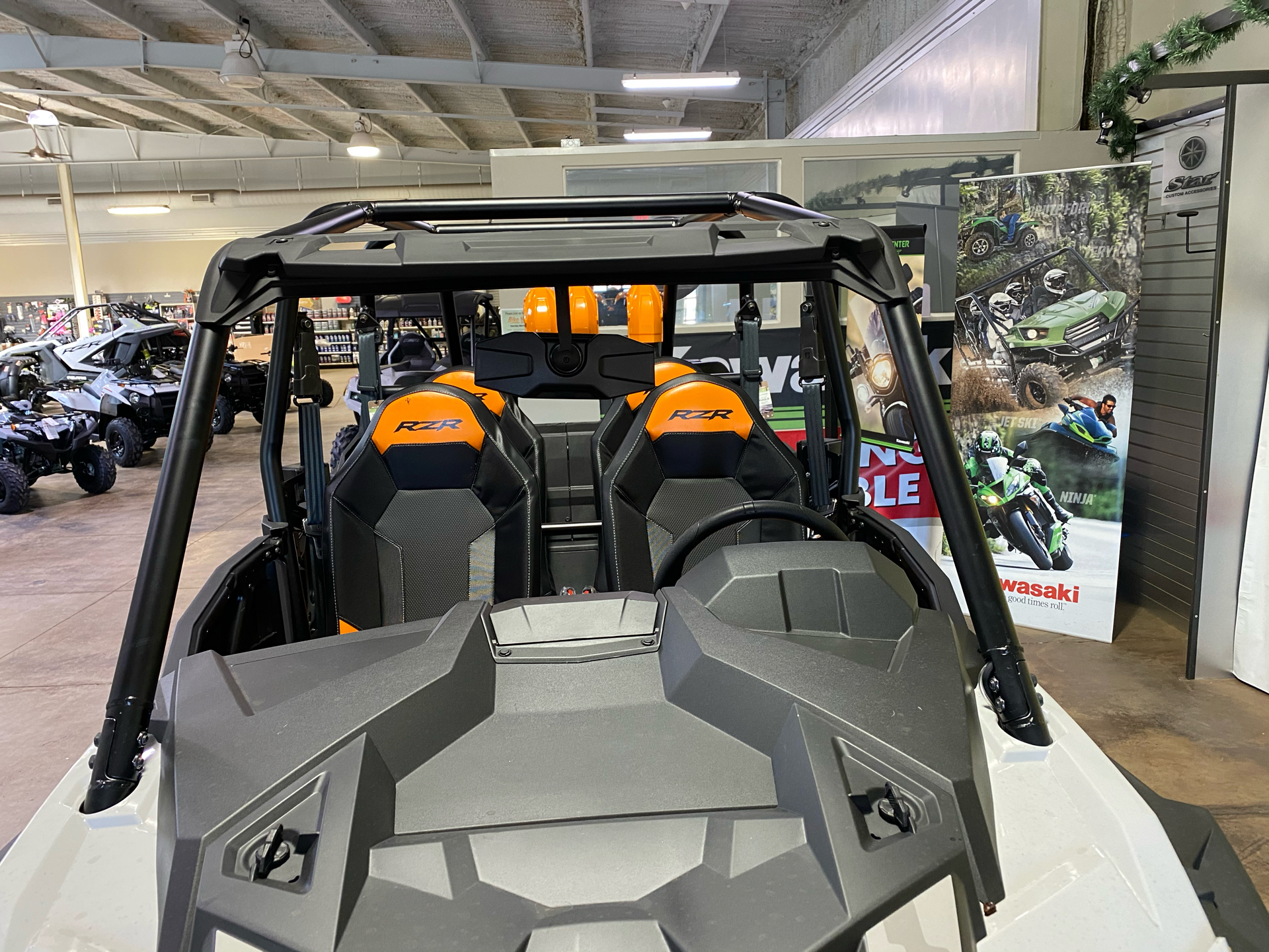 2021 Polaris RZR XP 4 1000 High Lifter in Roopville, Georgia - Photo 4