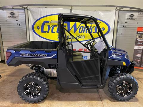 2021 Polaris Ranger XP 1000 Premium + Ride Command Package in Roopville, Georgia - Photo 1