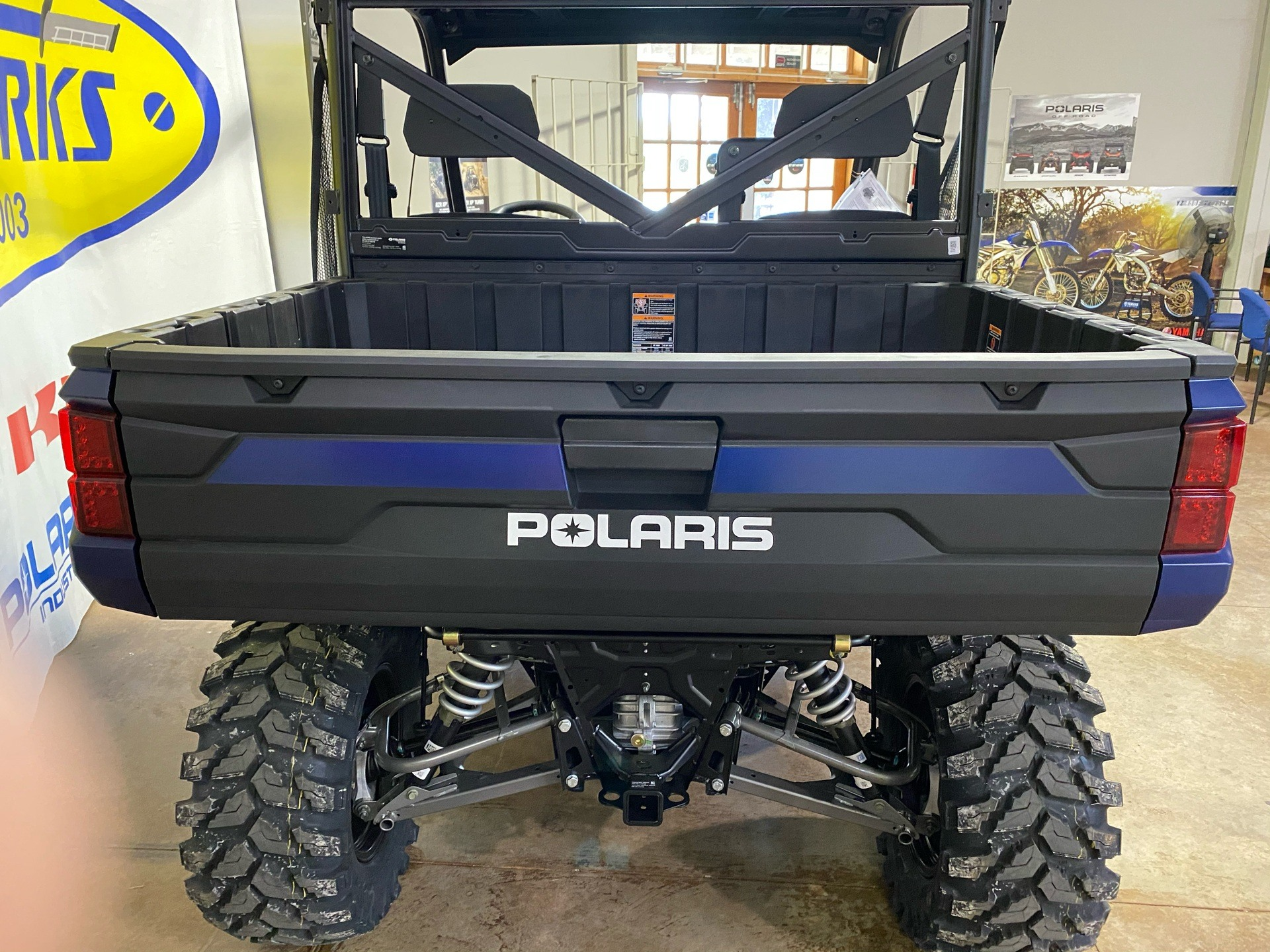 2021 Polaris Ranger XP 1000 Premium + Ride Command Package in Roopville, Georgia - Photo 4