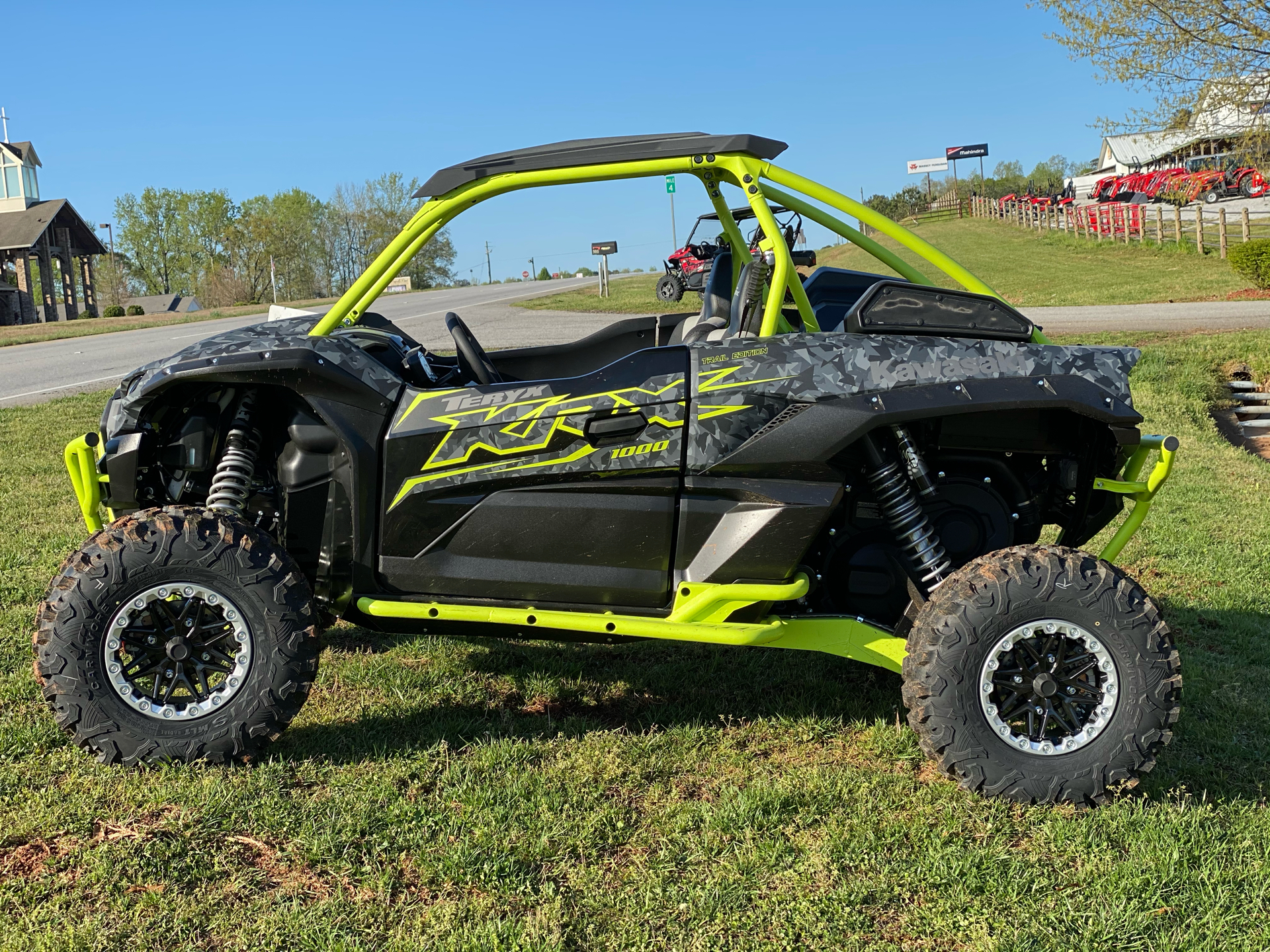 2021 Kawasaki Teryx KRX 1000 Trail Edition in Roopville, Georgia - Photo 1
