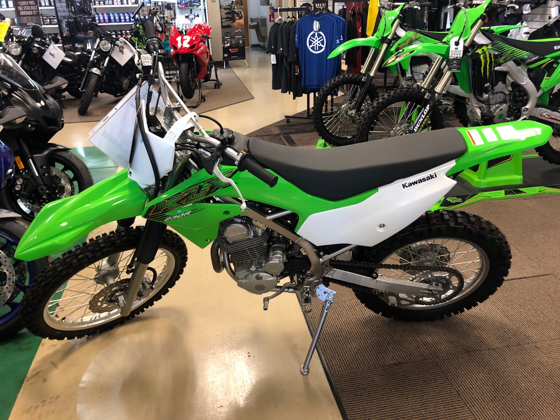 2020 Kawasaki KLX 230R in Newnan, Georgia - Photo 1
