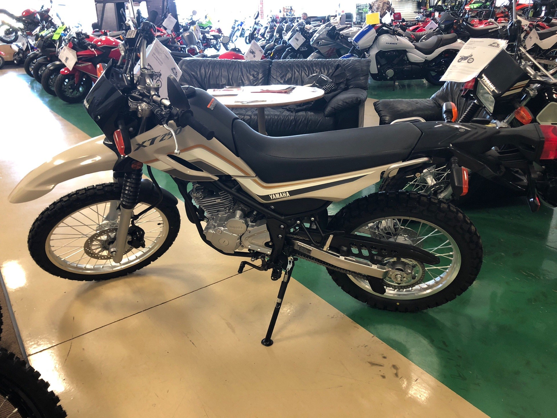 2020 Yamaha XT250 in Newnan, Georgia - Photo 1