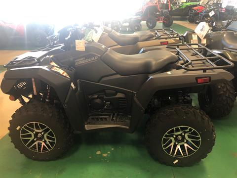 2019 Suzuki 500AXI EPS in Newnan, Georgia - Photo 1