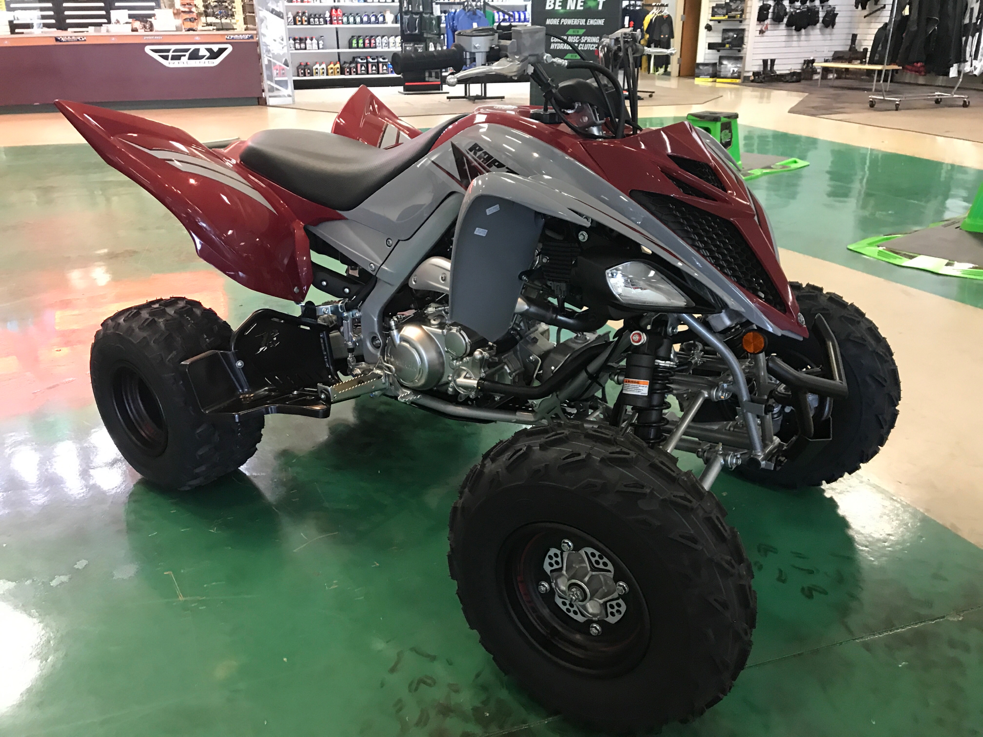 2020 Yamaha Raptor 700R SE in Newnan, Georgia - Photo 1