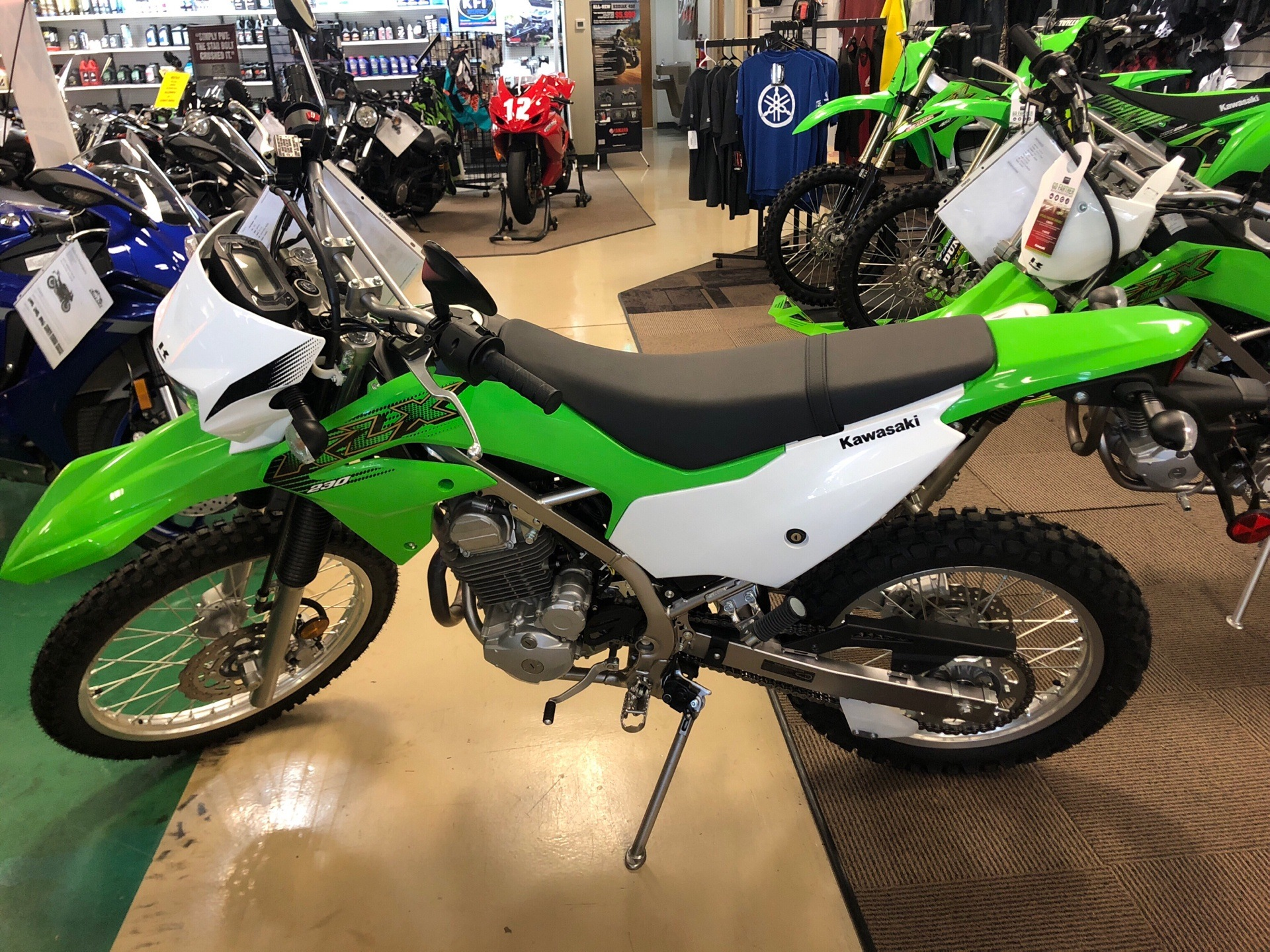 2020 Kawasaki KLX 230 in Newnan, Georgia - Photo 1