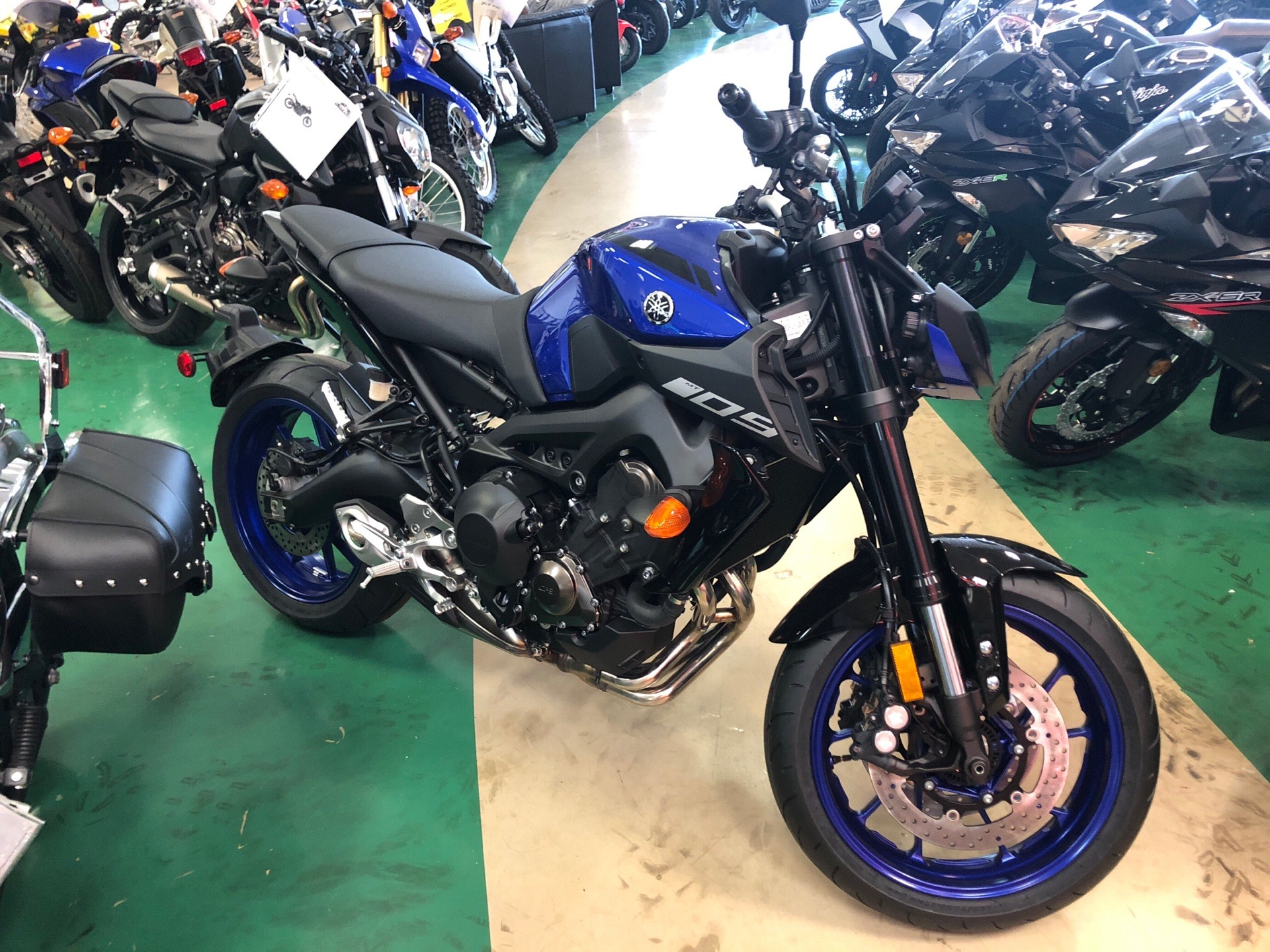 2019 Yamaha MT-09 in Newnan, Georgia - Photo 2