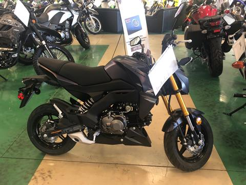 2020 Kawasaki Z125 Pro in Newnan, Georgia - Photo 2