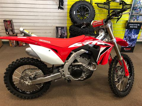 2020 Honda CRF250R in Newnan, Georgia - Photo 2