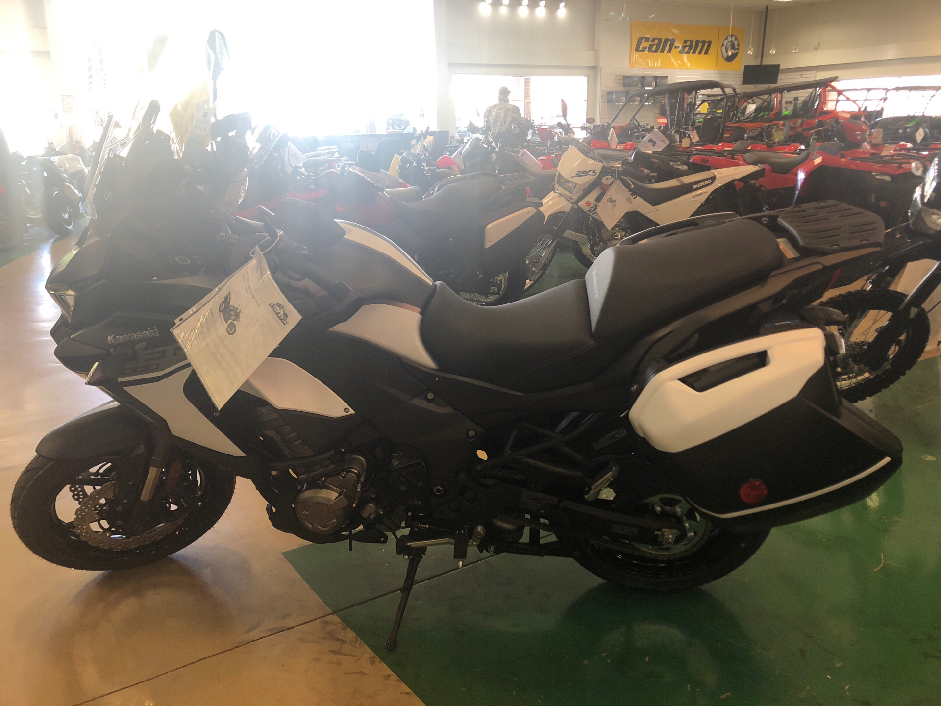 2019 Kawasaki Versys 1000 SE LT+ in Newnan, Georgia - Photo 1