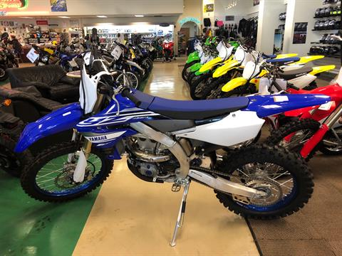 2019 Yamaha YZ450F in Newnan, Georgia - Photo 1