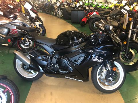 2019 Suzuki GSX-R600 in Newnan, Georgia - Photo 2