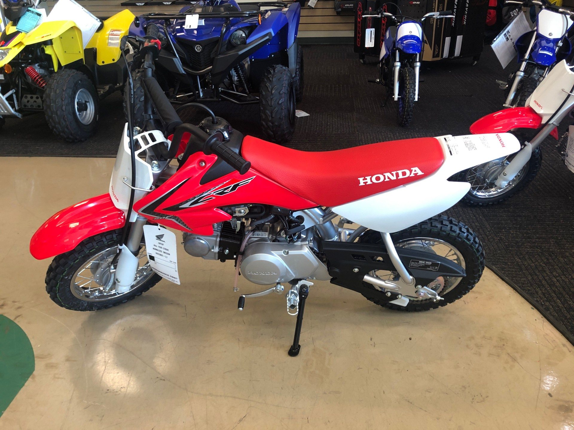 2020 Honda CRF50F in Newnan, Georgia - Photo 1