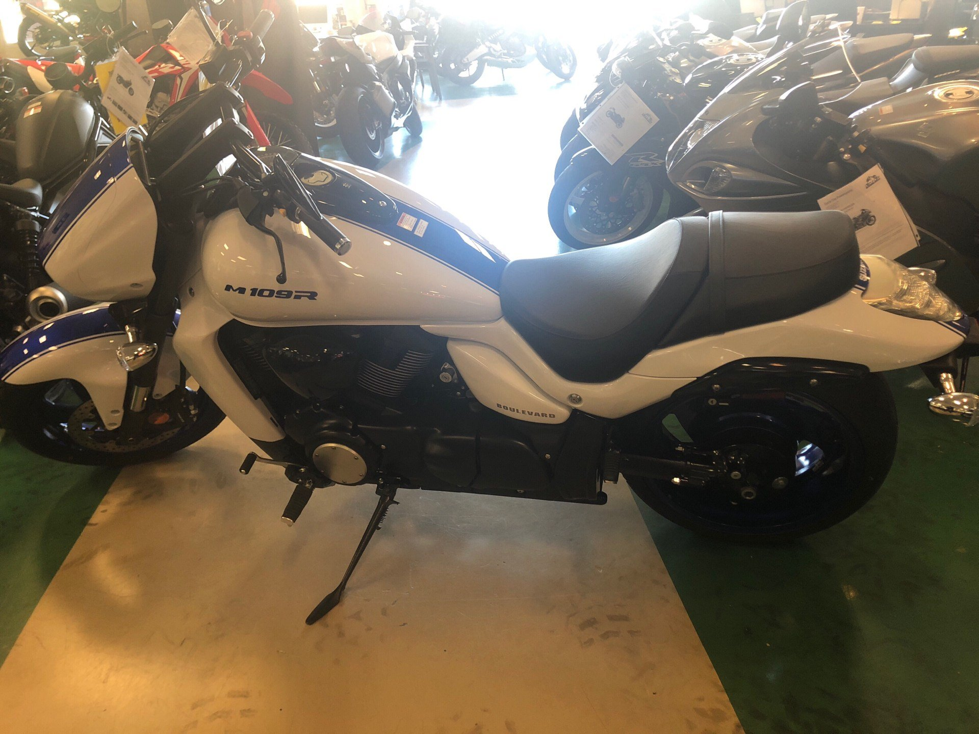 2019 Suzuki Boulevard M109R B.O.S.S. in Newnan, Georgia - Photo 1