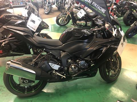 2019 Kawasaki NINJA ZX-6R in Newnan, Georgia - Photo 2