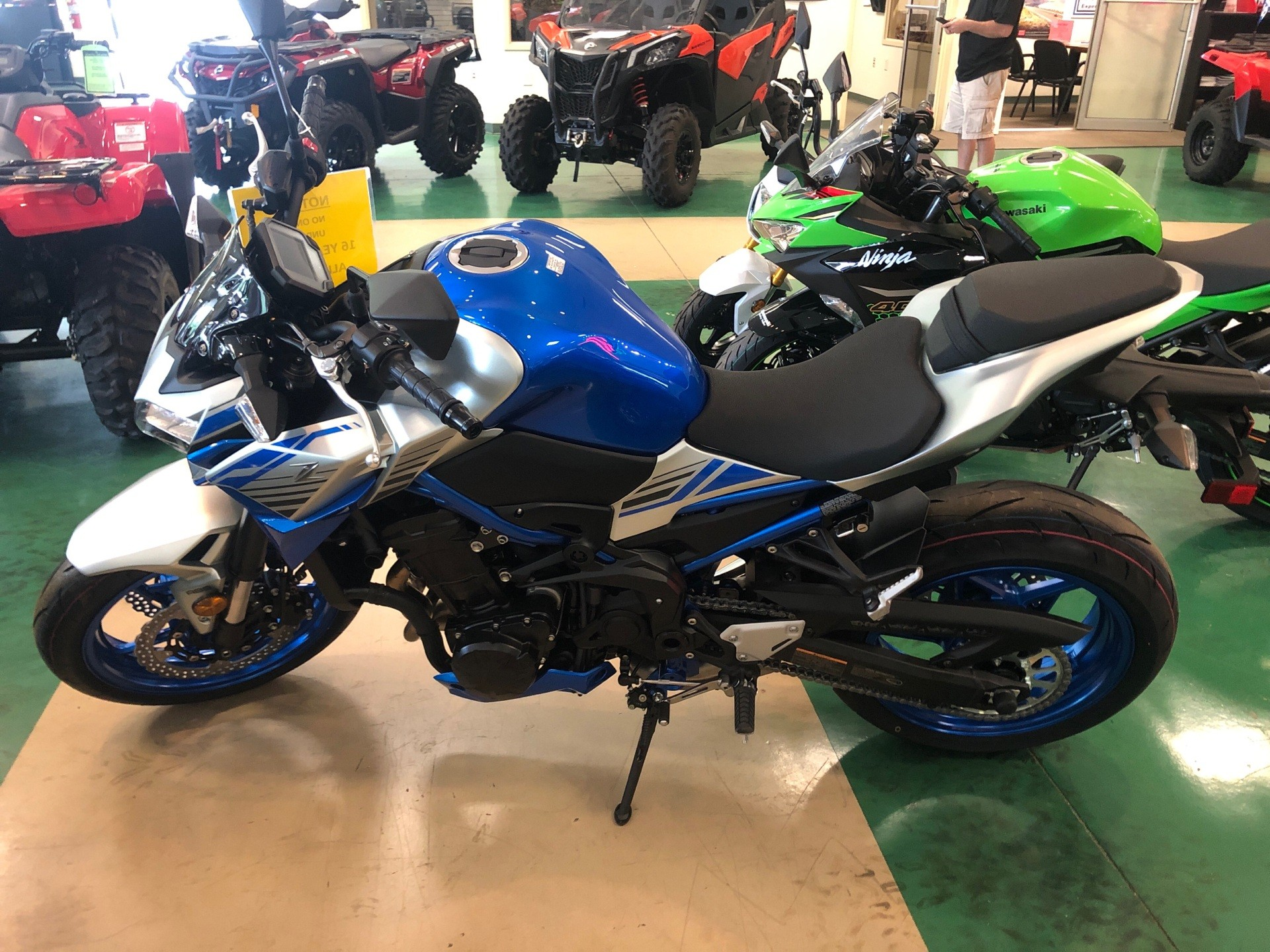 2020 Kawasaki Z900 ABS in Newnan, Georgia - Photo 1