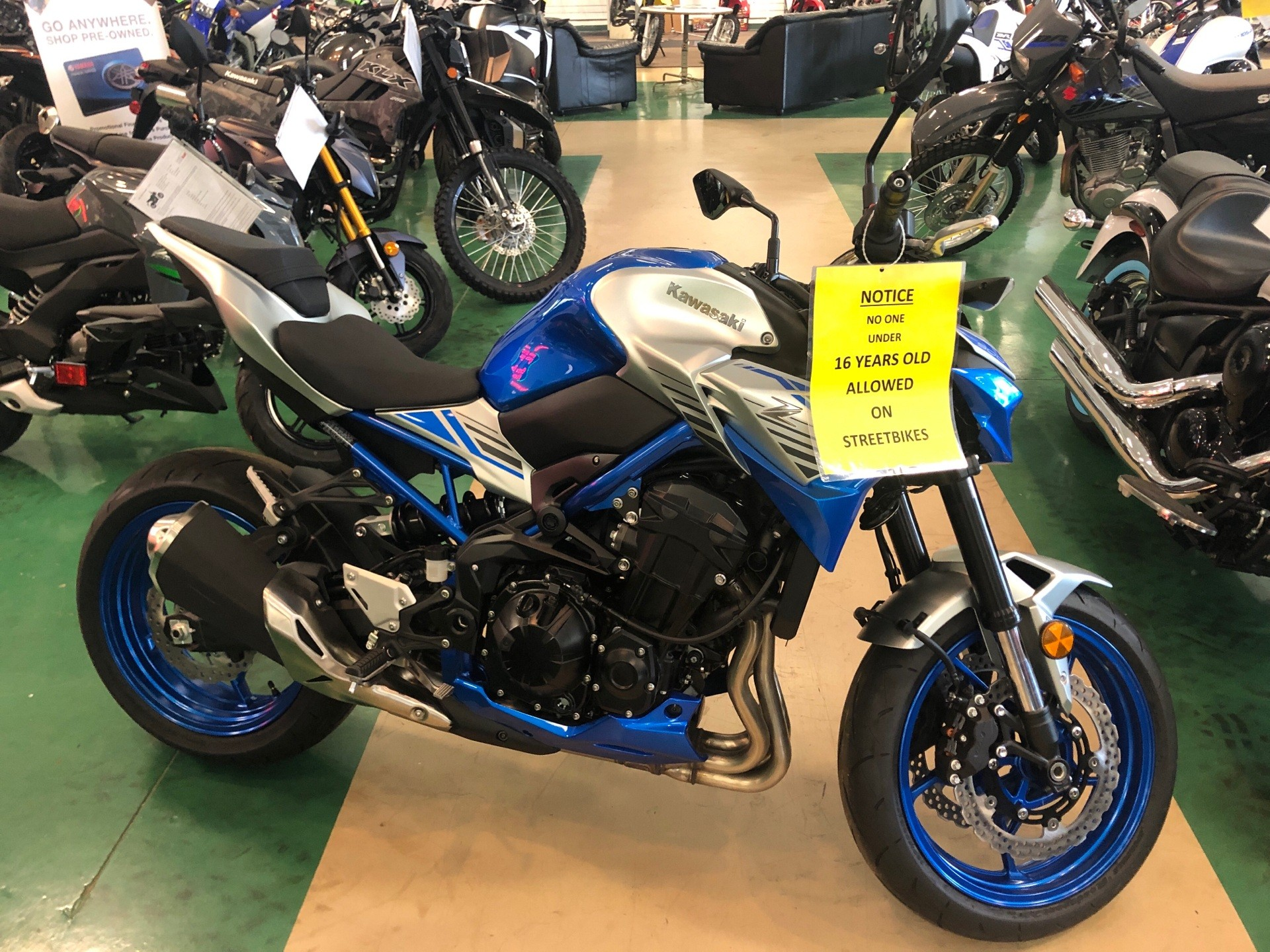 2020 Kawasaki Z900 ABS in Newnan, Georgia - Photo 2