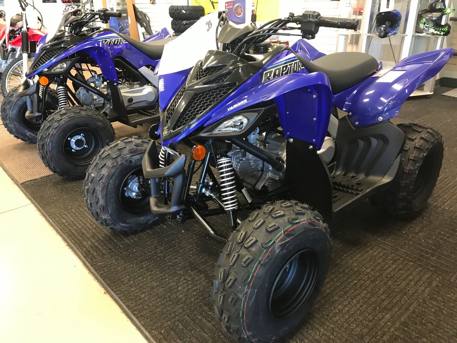 2021 Yamaha Raptor 90 in Newnan, Georgia - Photo 1